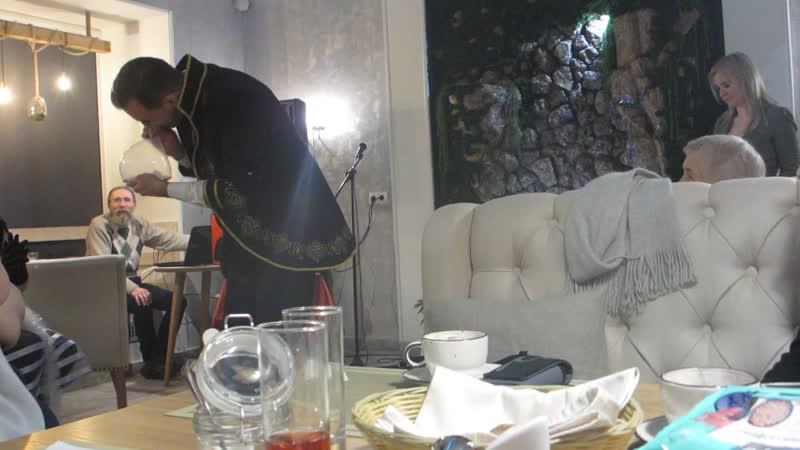 Отрывок видеозаписи с фееричного выступления прекрасного фокусника Александра Тарасова