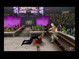 Счастливчик и Бобби Лэшли против Йокозуны и Син Кары (Унико) (с Уилльямом Ригалом)