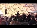 Музыка группы «КИНО» на крыше Петербурга. Прямая трансляция