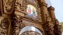 Дерев'яний різьблений іконостас