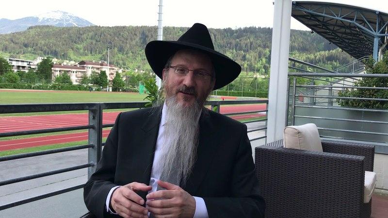פרשת השבוע עם הרב הראשי - אמור Недельная глава с раввином Лазаром - Эмор