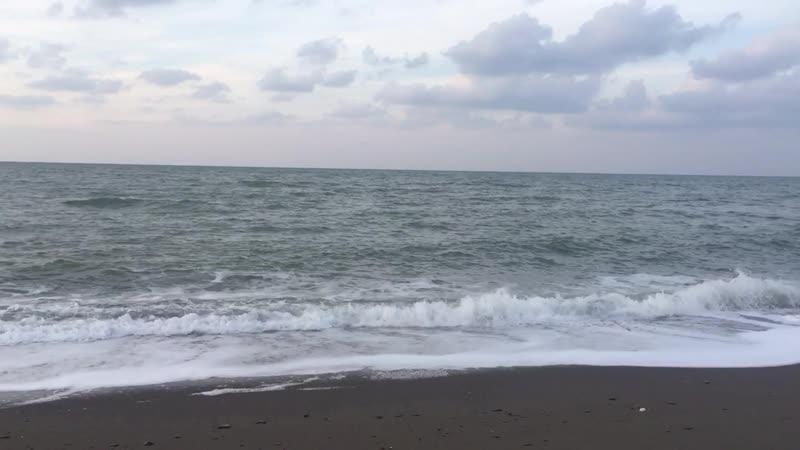 Прогулка на море. г Томари 25.11.18