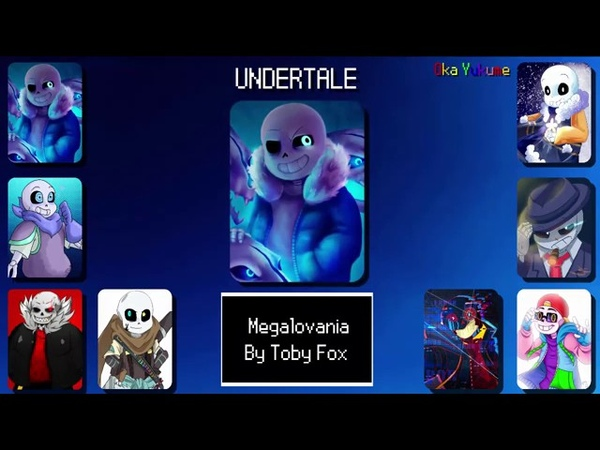 Undertale au theme of megalovania