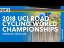 2018 UCI Road World Championships – Innsbruck-Tirol (AUT) / Women Junior Individual Time Trial