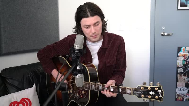 James Bay Peer Pressure Live at 104.3 MYfm
