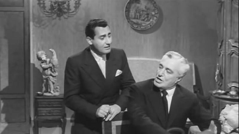 Уличный регулировщик (Италия, 1960) комедия, Альберто Сорди, Витторио Де Сика, советский дубляж без непереведенных вставок