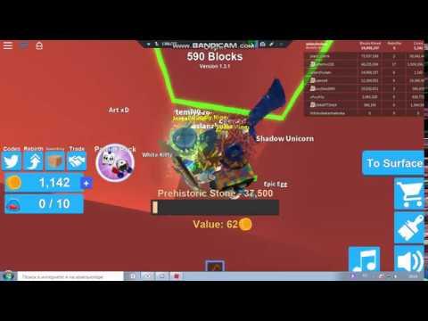 новый рекорд мира по копанию в mining simulator