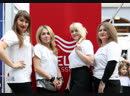 Видео из архива команды мастеров Дома Красоты и Моды Жантиль на moscowfashionweek 💎