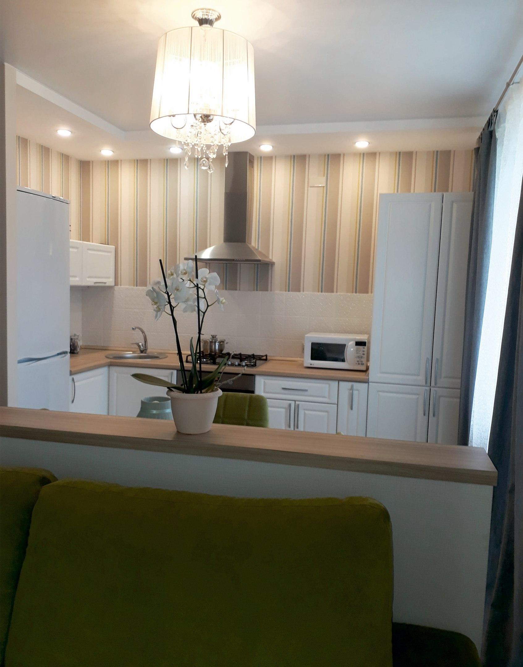 Проект квартиры почти 33 кв.