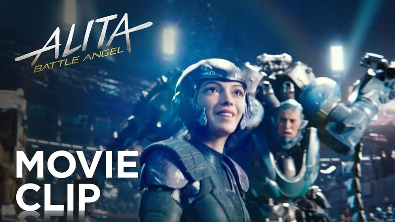 Alita: Battle Angel | Motorball Clip | 20th Century FOX