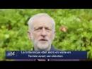 La petite Bête des sionistes contre Monsieur Corbyn
