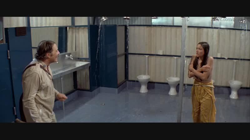сексуальное насилие(изнасилование,rape) из фильма: Turkey Shoot (Охота на индюшек) - 1982 год, Оливия Хасси