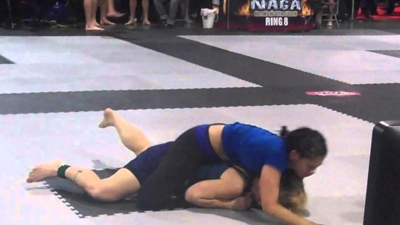 Jennifer Chareunvong @ TORONTO MMA EXPO NAGA GRAPPLING TOURNAMENT