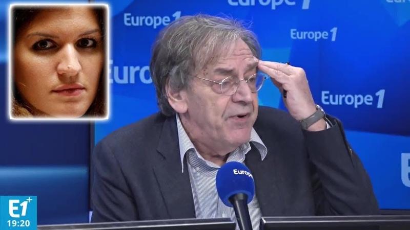 Colère de Finkelkraut contre Schiappa qui a comparé la Manif Pour Tous aux terroristes (20/02/19)