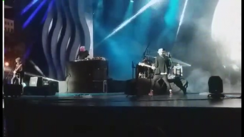 Славянка 2018 Мумий Тролль
