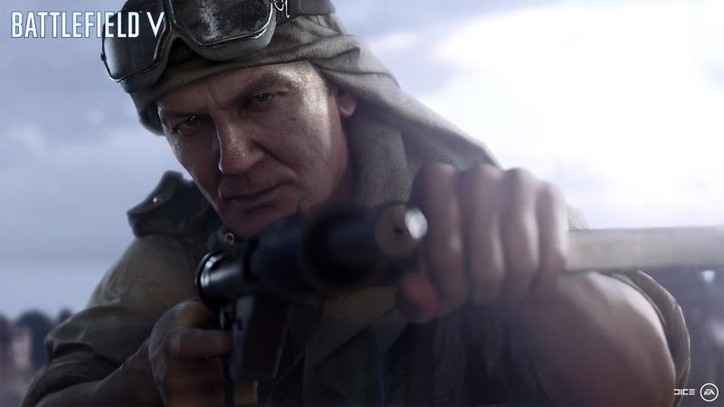 Battlefield V - Official Single Player Trailer