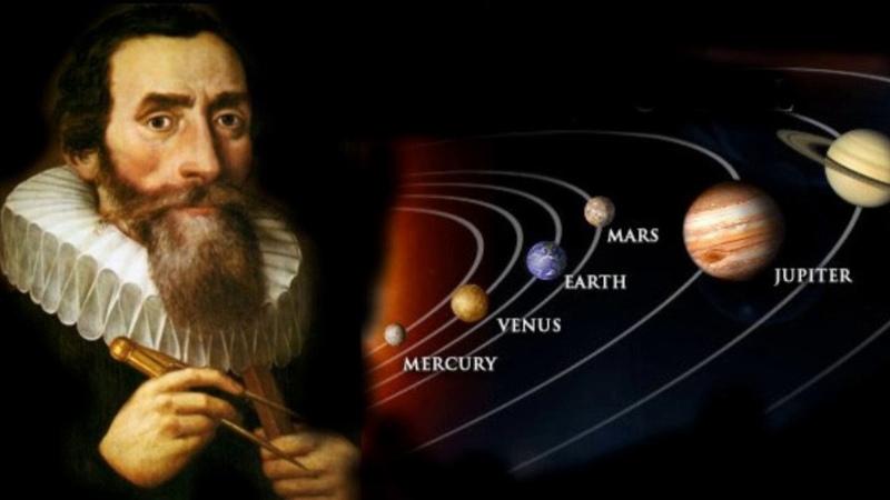 Иоганн Кеплер (27 декабря 1571 — 15 ноября 1630)