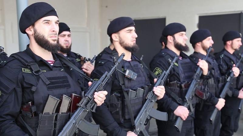 Начальник Управления Росгвардии по Чеченской Республике проинспектировал грозненский ОВО