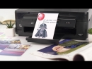 Epson Expression HOME XP-342 с картриджами INKSYSTEM