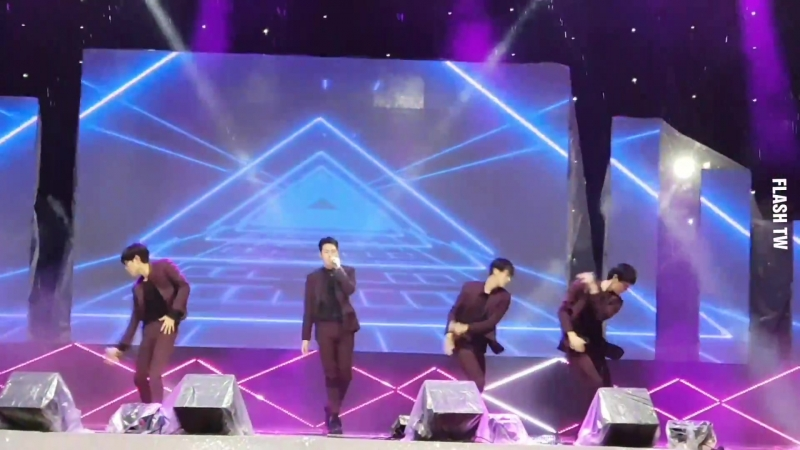 181005 [fancam] 크나큰(KNK) - U @ 39th Living in Jincheon Culture Festival