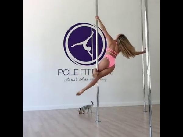 Pole Dance Связка для динамичного пилона 171