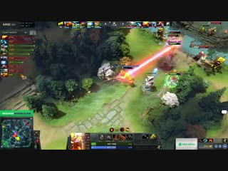 Virtus.pro vs Natus Vincere, Game 2