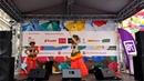 Ote'a Ho'e @ Аллея парящих зонтиков ♥ Maohi tribe ♥ Tahitian dance in Russia