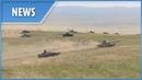 Vostok 2018: best of Russian tanks