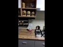 Видео отчёт с установки новой кухни