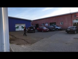 Черный Хрей ММС+Руль с подогревом
