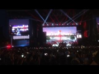 Eminem - Last song ¦ Lose yourself Eminem LIVE 2018 Nijmegen (Netherlands)