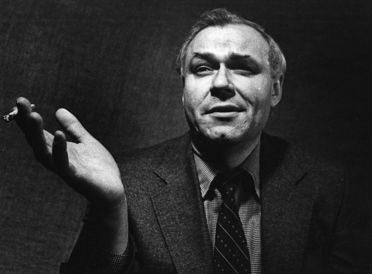 Умер известный актёр Леонид Неведомский