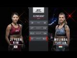 UFC FN 132 Ji Yeon Kim vs. Melinda Fabian