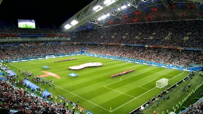 Россия-Хорватия в Сочи 1/4 финала чм по футболу 2018