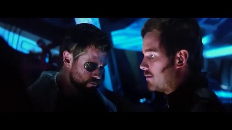 Все смешные моменты.Мстители: Война Бесконечности.