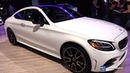 2019 Mercedes Benz C Class C300 Coupe - Exterior and Interior Walkaround - 2018 LA Auto Show