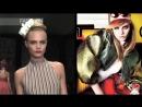 CARA DELEVINGNE Model - Fashion Channel