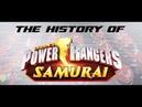 Power Rangers Samurai, Part 1 REUPLOAD - History of Power Rangers