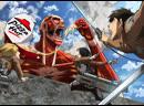 Аниме-Anime Вторжение гигантов Shingeki no Kyojin _⁄ Attack on Titan OST - XL-TT Colossal Titan 進撃の巨人