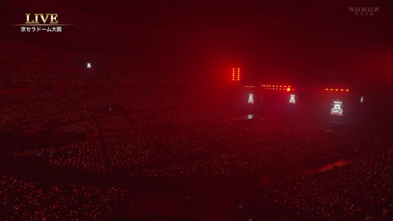 20.01.2019 Live Tour Tomorrow: красный океан для Тохошинки