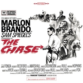 John Barry альбом The Chase