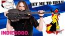 Get me to HEL Indiegogo Campaign (Garrett Peters)