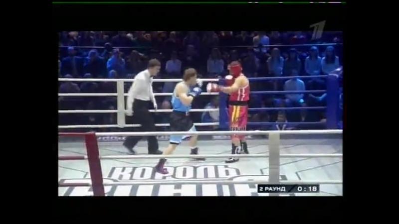 Король ринга (Первый канал, 22.04.2007)