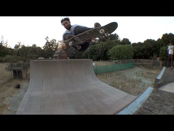 Ronnie Sandoval and Cedric Pabich's Cruz To Watsonville Video