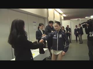 Japanese Nationals 2019 Ladies FS Draw