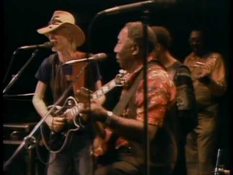 Muddy Waters - You've Got To Love Her With A Feeling - ChicagoFest 1981