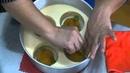Gelatiarte Rosas de Fruta en gelatina