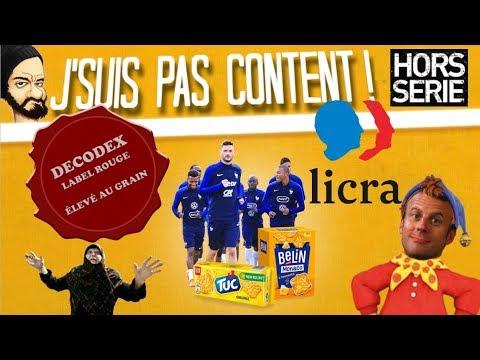 TOP 5 des plus grosses récup' (de gauche) de la victoires des Bleus VS Decodex (JSPC Hors-Série 04)