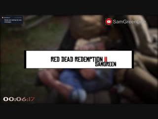 Red Dead Redemption 2 | Снимаем шляпы с противников | прохождение часть 3 |