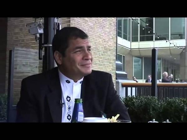 Rafael Correa sobre el Materialismo Dialéctico , Marxismo , Socialismo del siglo XXI